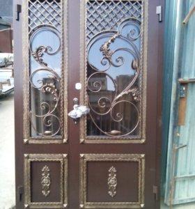 Ворота,решётки,двери,калитки и мн.другое.