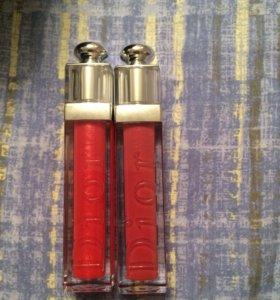 Dior addict gloss блеск для губ