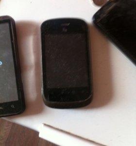 3 телефона за 500р