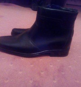 Берцы и тёплые ботинки
