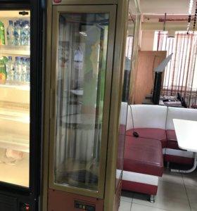 Холодильник витрина-шкаф