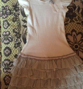 Роскошное платье Monnalisa