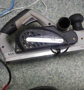 Электрорубанок Интерскол Р-102/1200ЭМ
