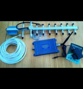 Усилитель сот. связи GSM-980 репитер 3G