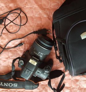 Фотоаппарат зеркальный Sony