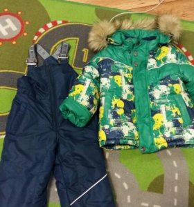 Зимний костюм OLDOS