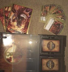 TCG World of Warcraft - Decks