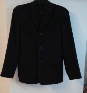 Пиджак черный