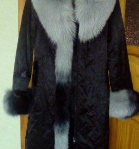 Зимнее пальто(пихора)