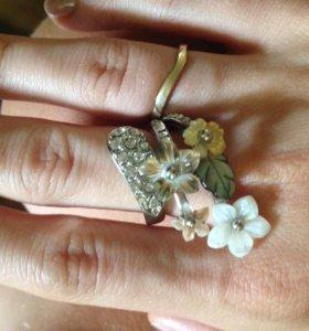 Новое кольцо, 16 размера