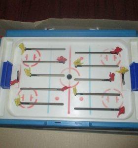 Настольная игра (Хоккей)