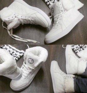 Новые ботиночки в наличии зима