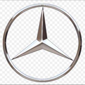 Задние фонари Mercedes 221