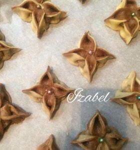 Печенье - пахлава подарочные