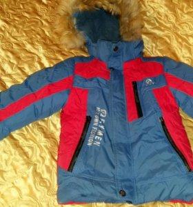 Куртка на холодную зиму
