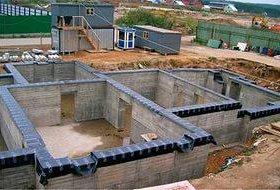 Строительство домов, гостиниц.Опалубка своя