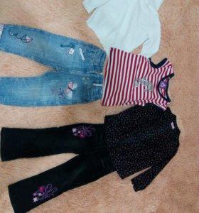 Джинсы,рубашка,футболка,водолазка,теплые штаны