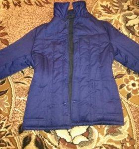 Зимний комплект рабочей одежды