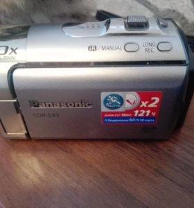 Panasonic SDR-S45 + чехол