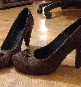 Туфли Vasconte из натуральной кожи
