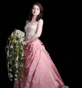 Эксклюзивное Свадебное платье Domo Adamo