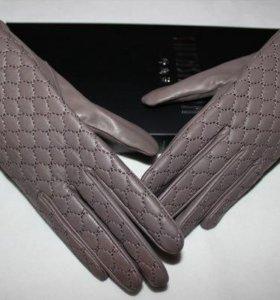 Перчатки женские натуральные