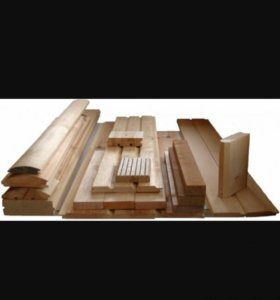 Пиломатериал, дрова