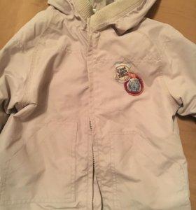 Куртка 2 в 1