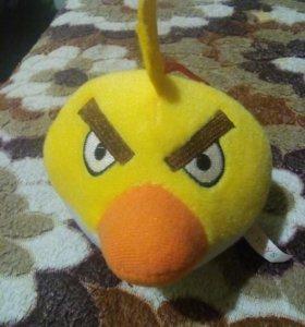 Птичка из игры Angry Birds