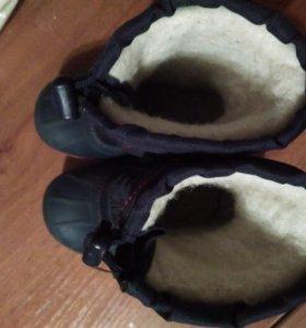 .ботинки осень-весна