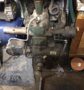 Двигатель от моторной лодки времён ВОВ
