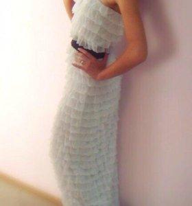 Эффектное женское платье