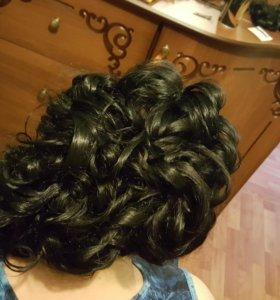 Плетение волос, Прически на праздники