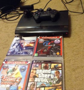 SONY PS 3 super slaim 500 GB