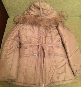 Куртка зимняя(детская)