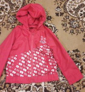Куртка (ветровка) для мальчика