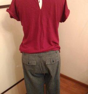 👕 Летняя блузка Massimo Dutti