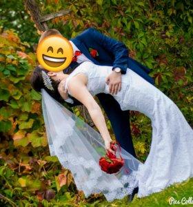 """Свадебное платье """"Годэ"""""""