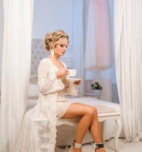 Продам будуарные платья и белье