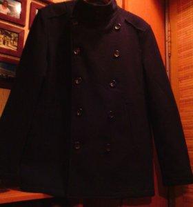 Куртка шерсть CAMARGUE р.48-50 новая Зима.