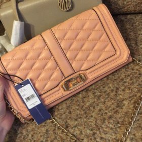 Новая сумка клатч Rebecca Minkoff