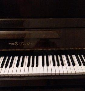 """фортепиано """"Ода"""""""