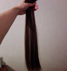 Новые волосы