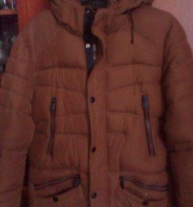 Куртка зимняя ,рост185-190
