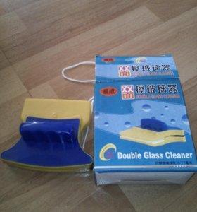 Приспособление для мытья окон