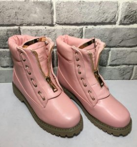 Зимние ботинки Balmain