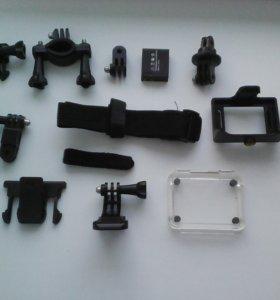 Крепление на камеру sj,sj cam,sj3000,sj4000,sj7000