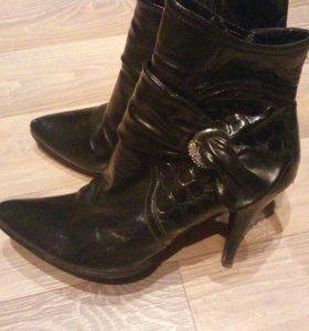 Туфли,сапоги осенние
