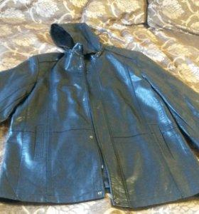 Осенняя мужская куртка