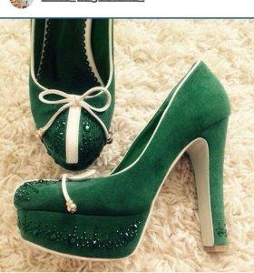 Туфли, размер 38
